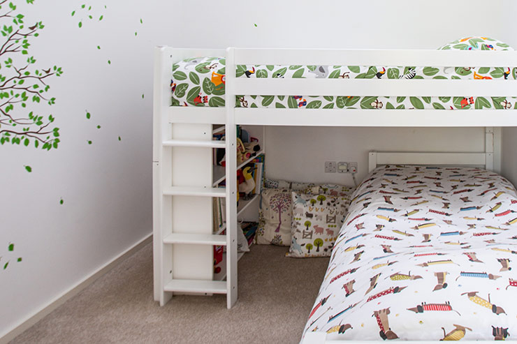 Garden Room - Children's Bedroom