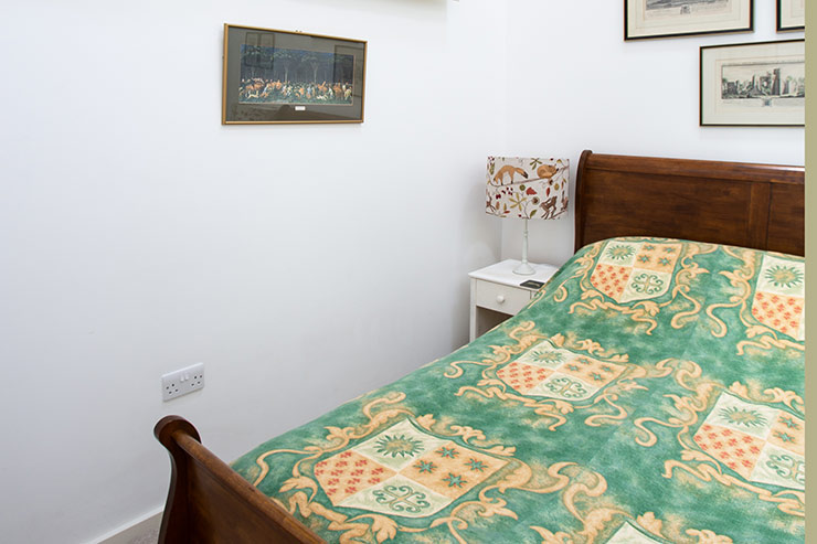 Garden Room - Bedroom