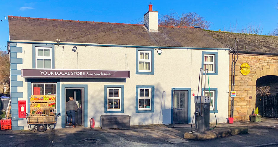 Kirkland Store - Caldbeck Village Shop