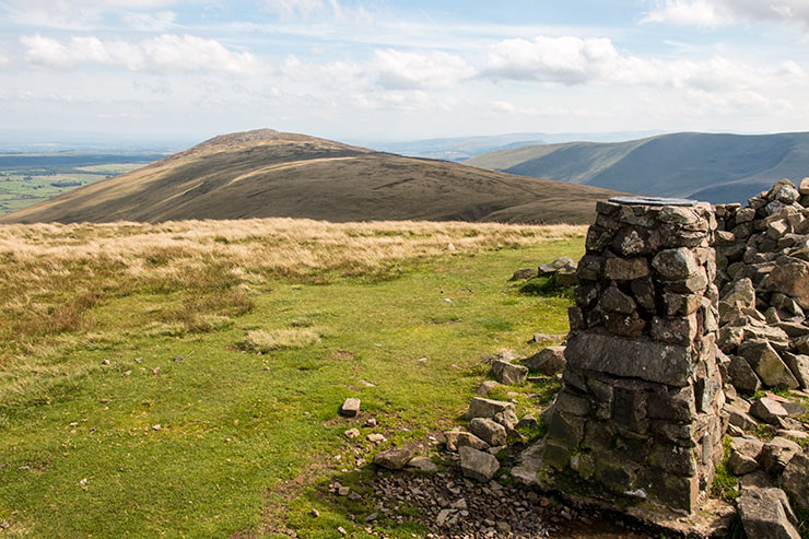 High Pike and Carrock Fell