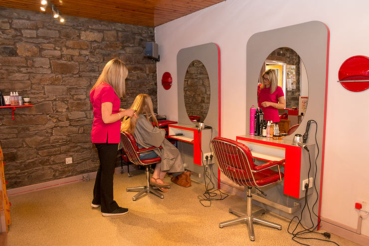 Caldbeck Hair Salon by Barbara Mitchell