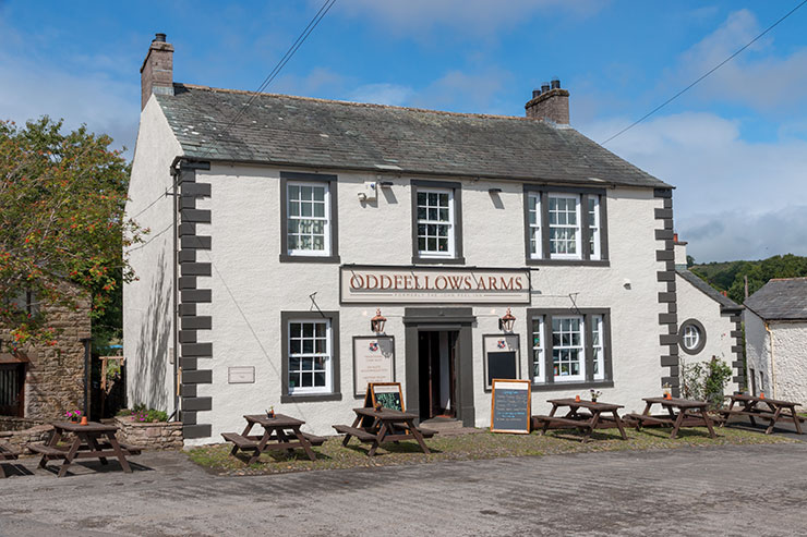 The Oddfellows Arms Caldbeck