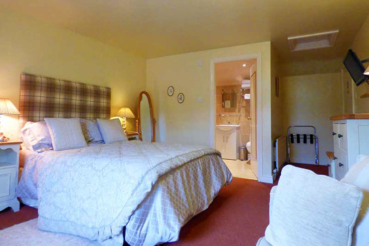 Comfortable Guest Rooms