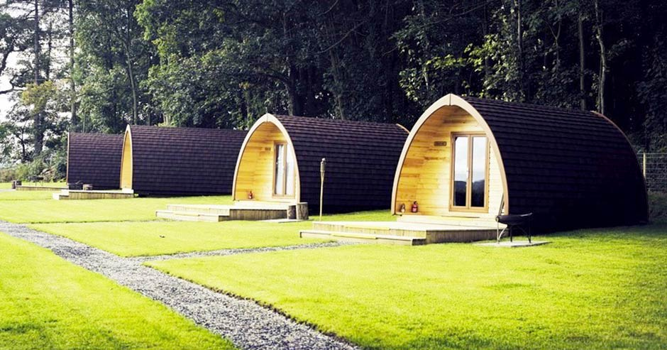Thornfield Luxury Camping Cabins